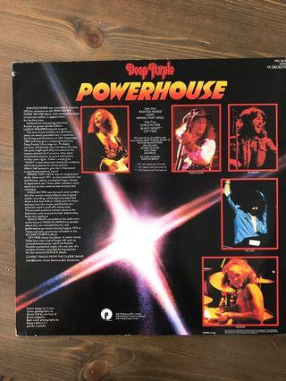 Deep Purple - POWERHOUSE HK LP