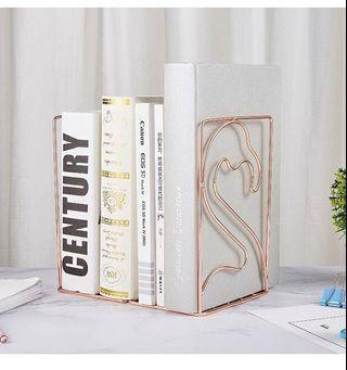 Flamingoly Rose Gold Colour  Book Stand