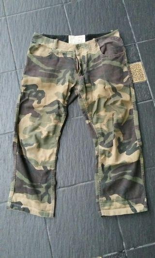 JOHNBULL Army Pants