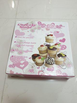 🚚 Cupcake Stand
