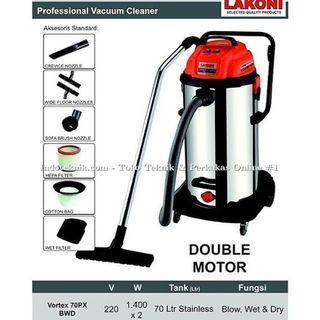 Vacum Cleaner / Vacuum cleaner LAKONI VORTEX 70 Liter