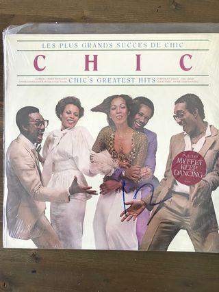 Chic - GREATEST HITS US LP