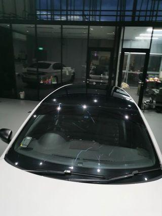 Scirocco Roof Wrapping