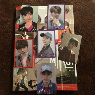 [WTT] Stray Kids Miroh PC Photocard (HALT)