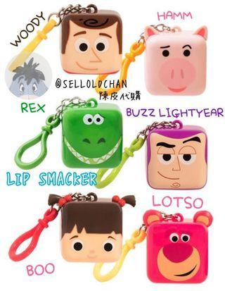[代購]美國Lip Smacker潤唇膏-Pixar款