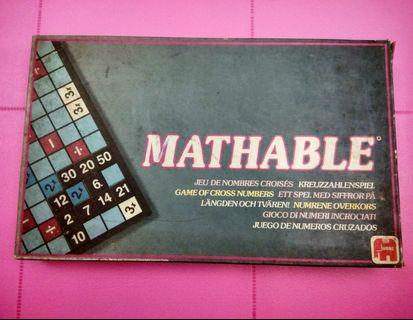 Boardgame - Mathable