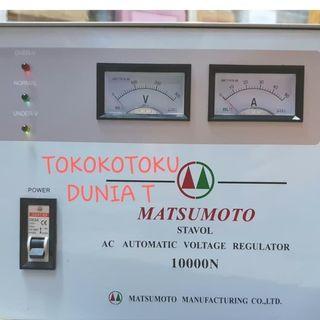 Stabilizer Matsumoto 10000