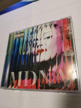 2012...Madonna~MDNA(雙CD)
