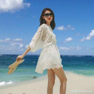 渡假仙女裙