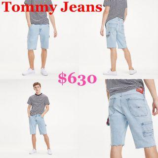 Tommy Jeans Men Shorts 牛仔短褲