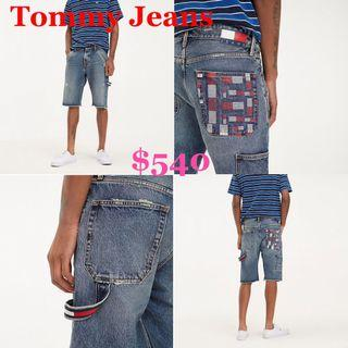 Tommy Jeans Men Shorts 男裝牛仔短褲