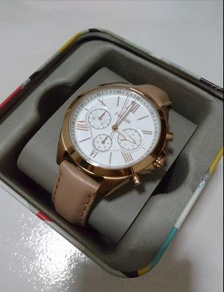 Fossil Leather Strap 40mm Diameter BQ1751 (Authentic)
