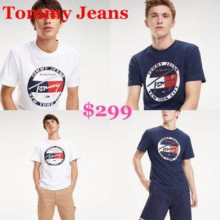 Tommy Jeans Men T-Shirt 熱賣男裝Tee