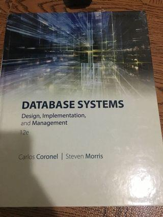 🚚 Database systems