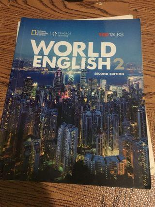 🚚 World English 2
