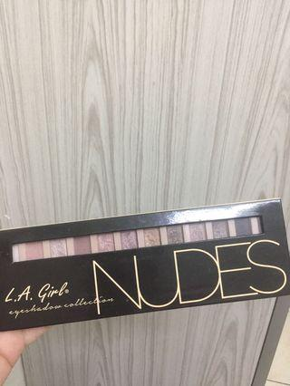 LA Girl Nudes eyeshadow palette