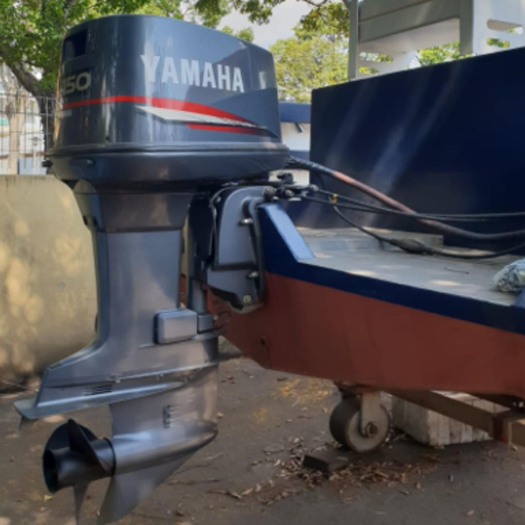6m Fishing Boat For Sale [DISCOUNTED]