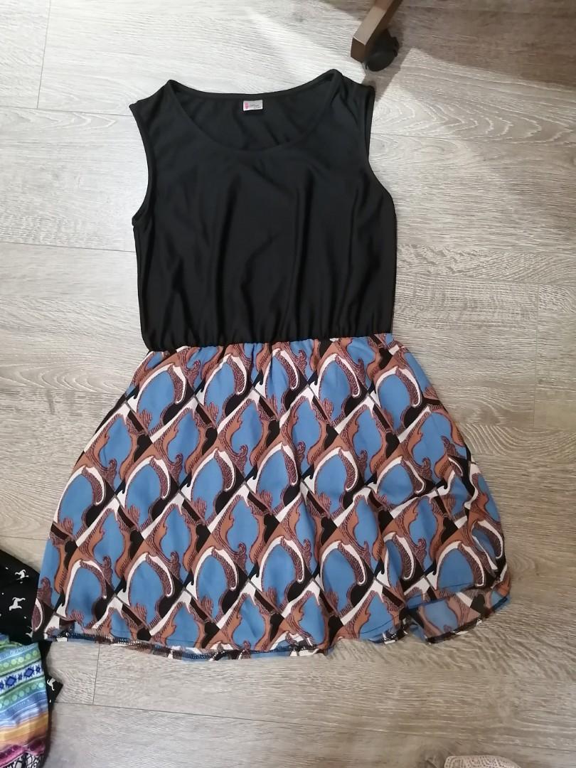 英倫風古典洋裝