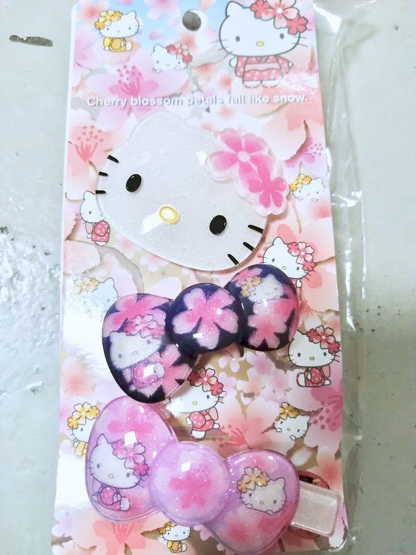 日本製 Hello Kitty 頭飾