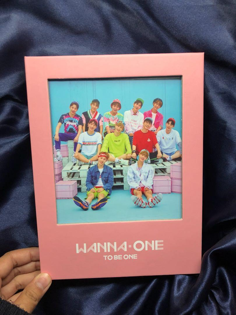 Album Wanna One (To Be One)