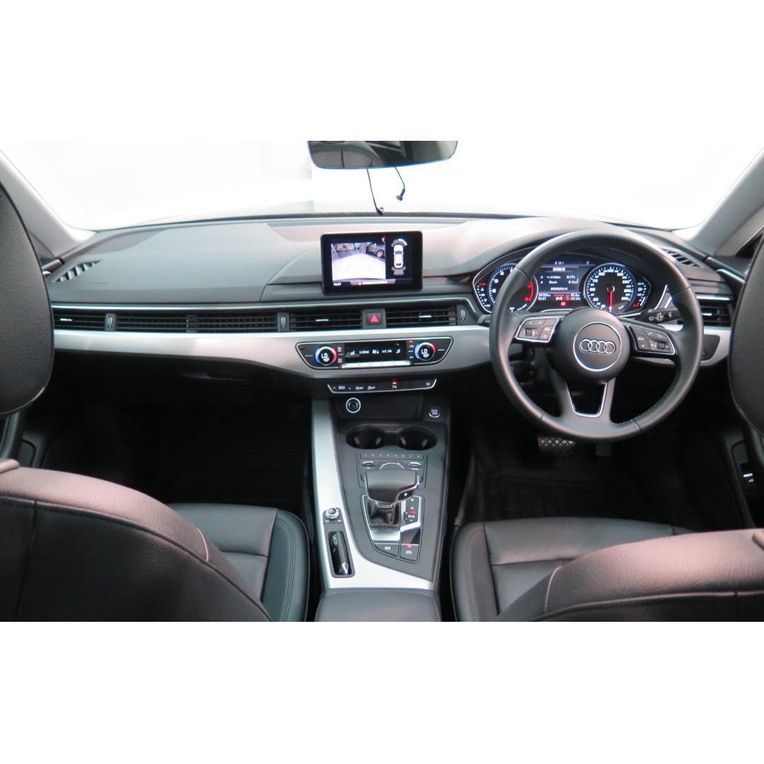 AUDI A5 Sportback 40 TFSI 2017'