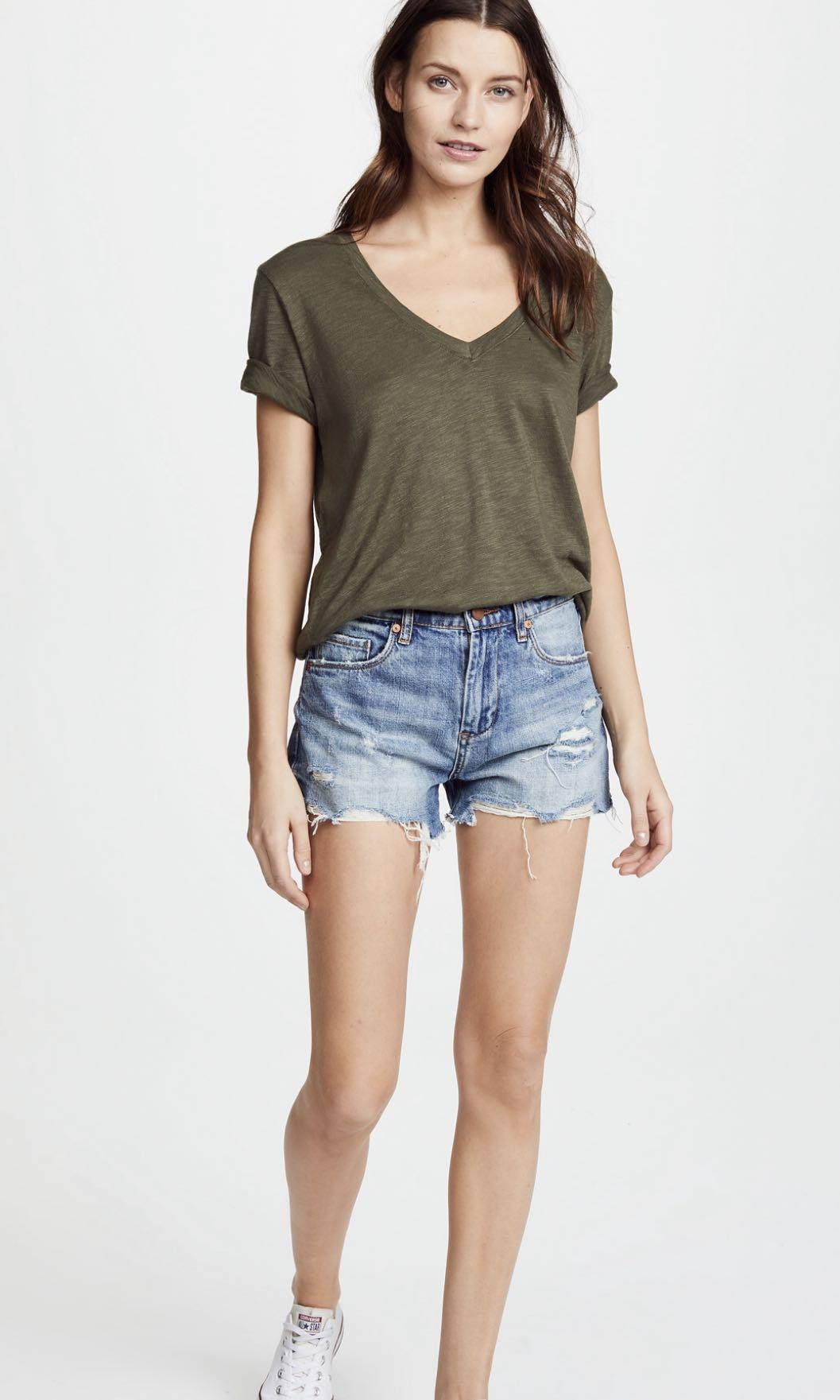 Blank Denim Barrow Shorts