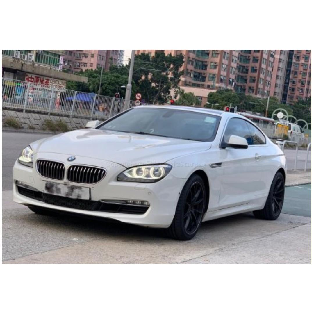 BMW 640IA GRAN COUPE 2012