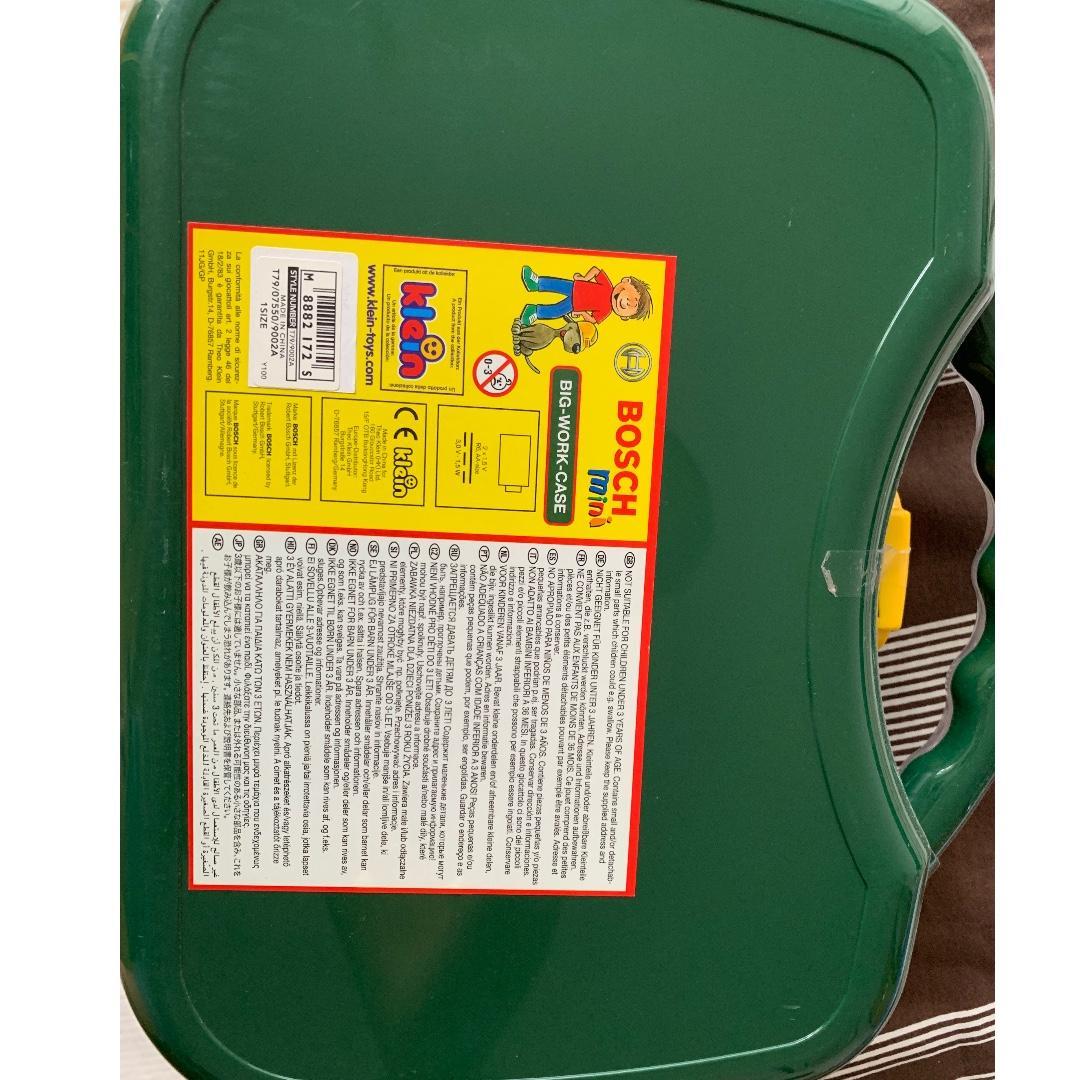 Brand new BOSCH tool box