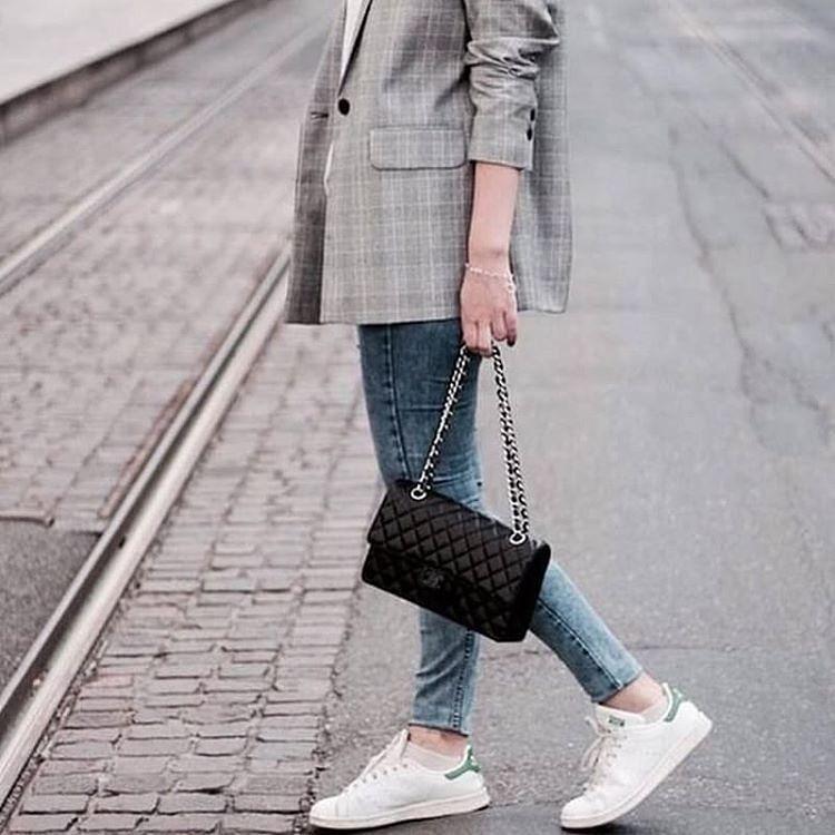 Chanel Flap Lambskin Medium