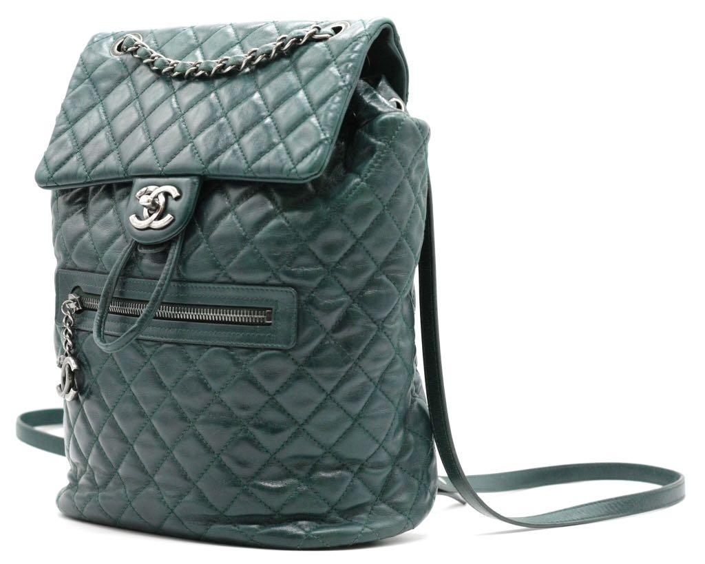 CHANEL Small Mountain Backpack