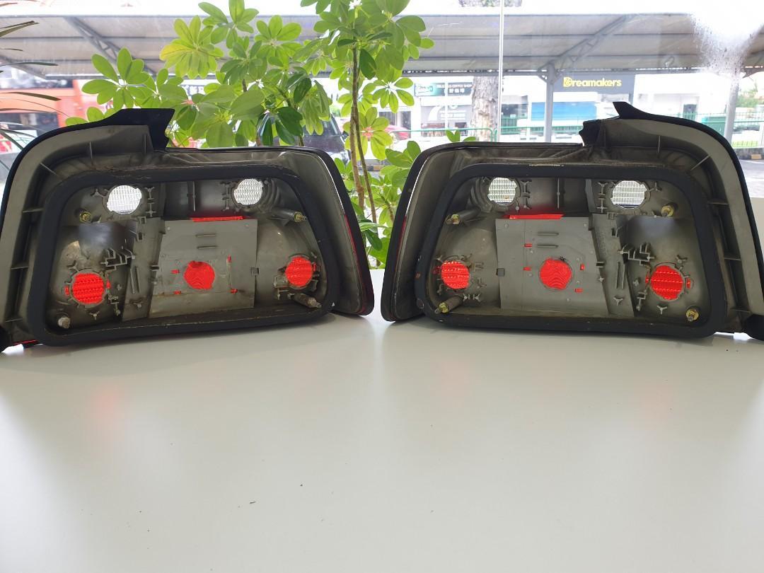 E36 taillight lense