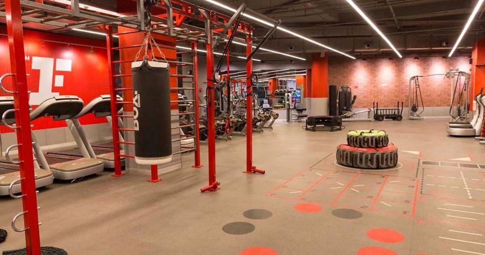 Brand New Fitness First Membership