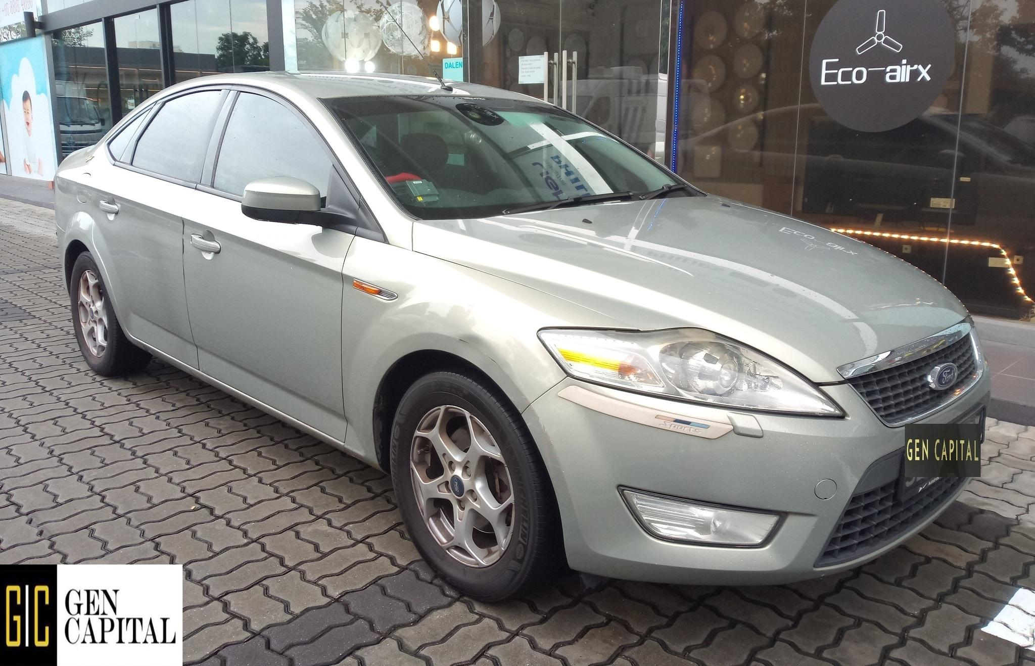 Ford Mondeo 2.3A ~ Very Spacious Car at Low Rental Rate