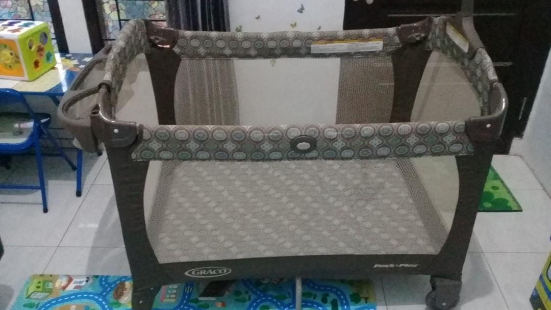 Graco box bayi