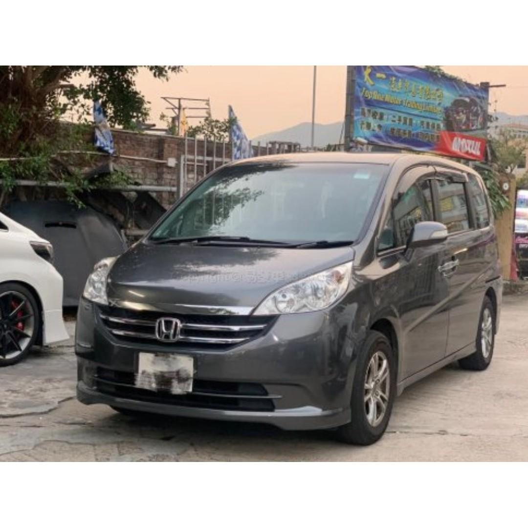 HONDA STEPWGN 2.0 RG1 FACELIFT 2008