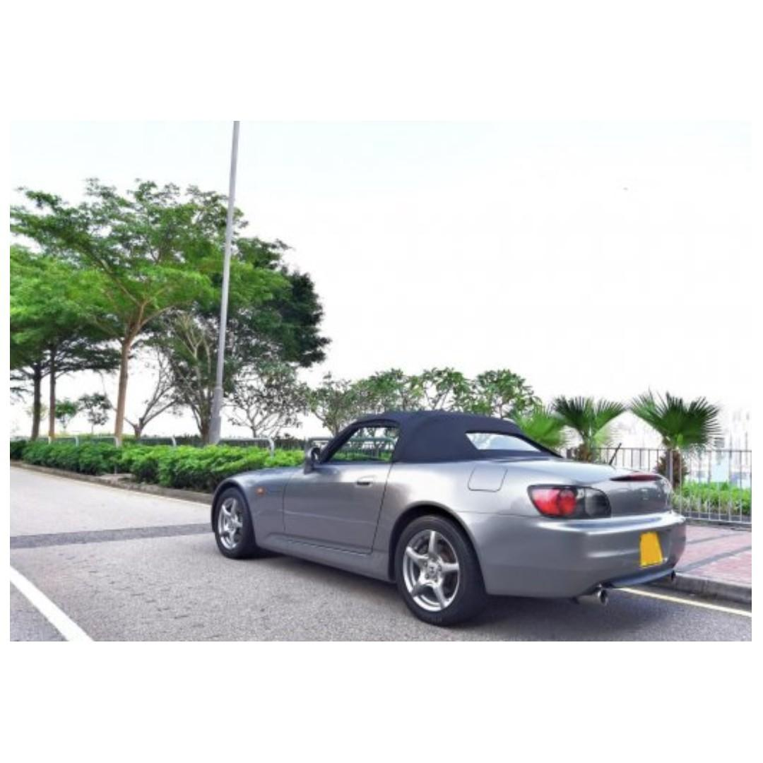 HONDA S2000 AP1