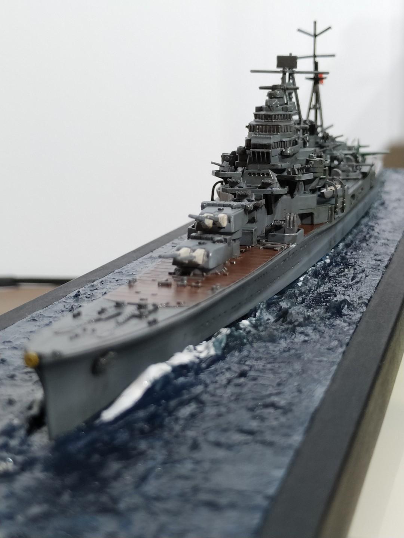 IJN heavy cruiser Maya built