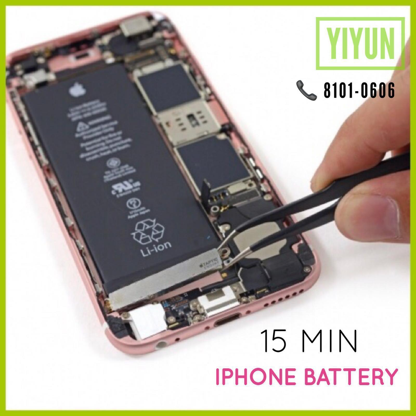 iPhone Battery Repair, iPhone Repair, Battery Replacement