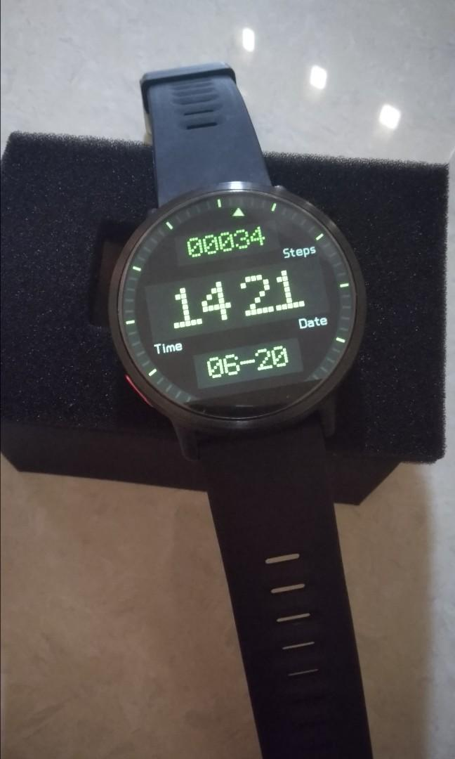 Lemfo Lem X Smartwatch 4 G 8 Mp Camera Gps Heart Rate