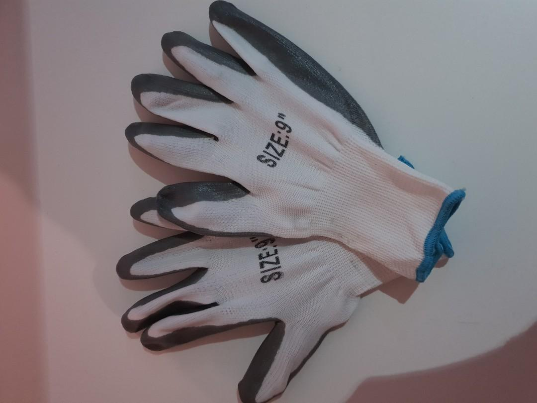 Liet Grip Synthetic Nitrile Gloves the price on the photos