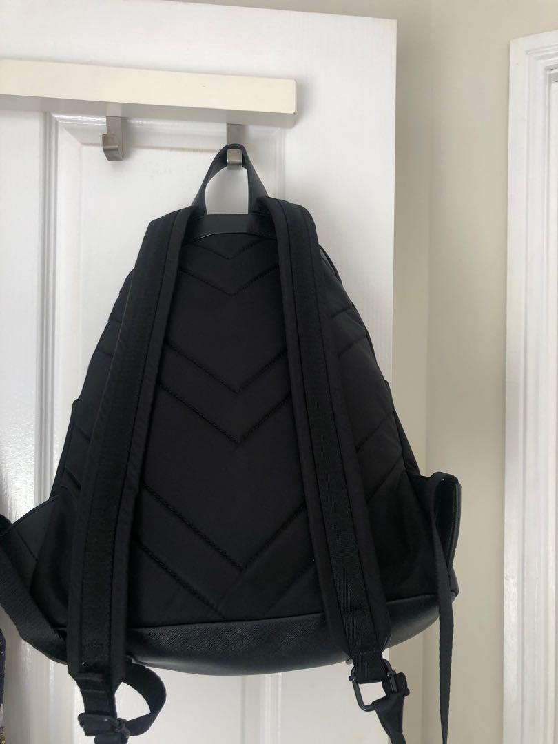 Mimco Backpack and Pouch