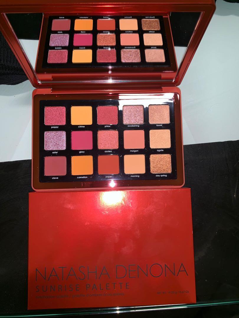 Natasha Denona : sunrise palette