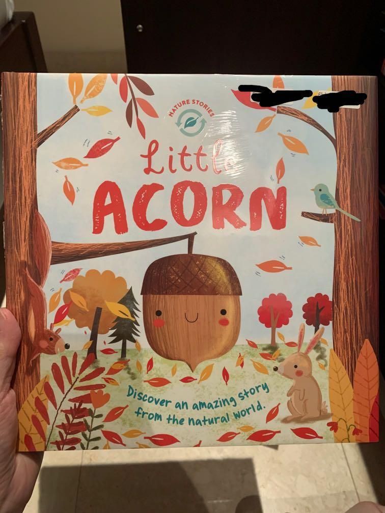 Nature Stories - Little Acorn