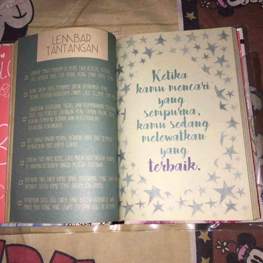 novel quotes bicara cinta books stationery books on carousell