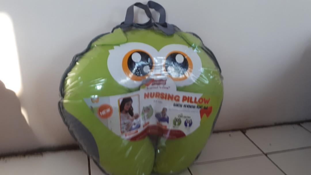Nursery pillow