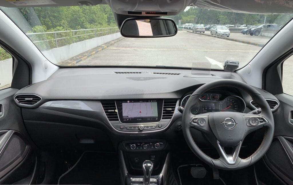 Opel Crossland 1.2A X Turbo Innovation