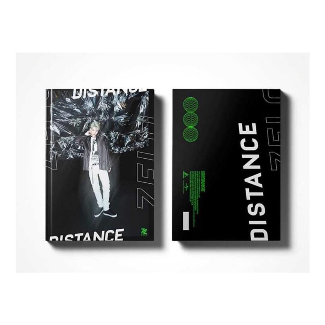 [Pre-order] ZELO 젤로 ( SPECIAL ALBUM 스페셜반) - DISTANCE