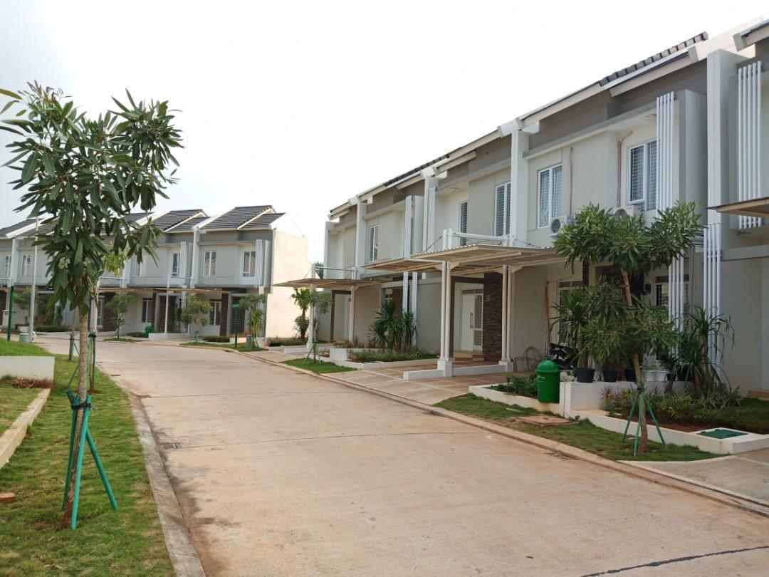 Rumah Cluster    KPR DP 0% MAU ??