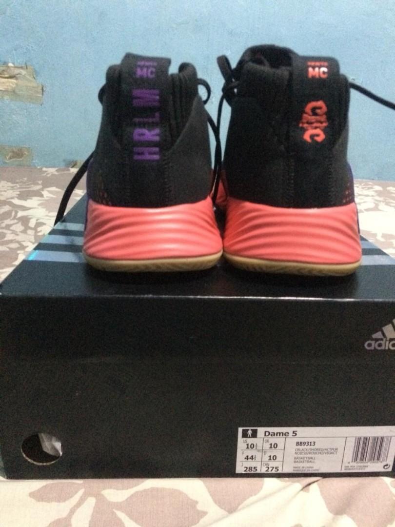 Sepatu Adidas Dame Lillard 5