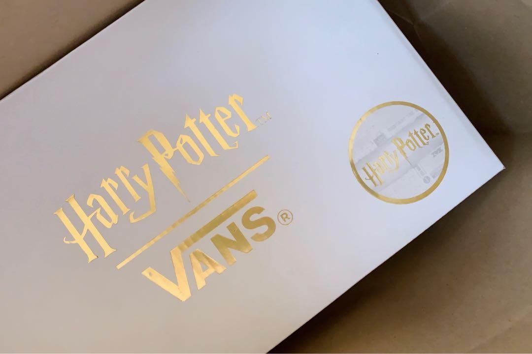 Sepatu Vans x Harry Potter